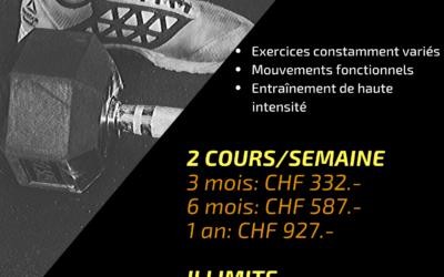 OFFRE pour tous les salariés de Villeneuve & Rennaz !